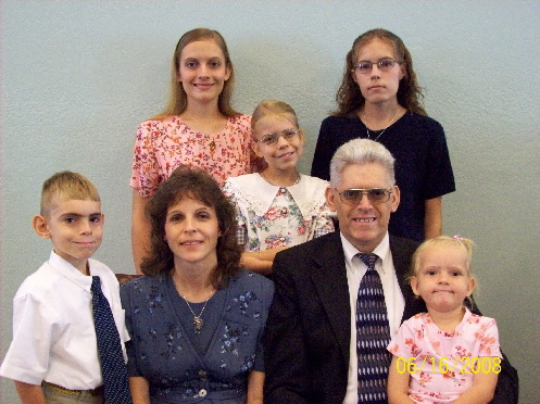 andrews family 2008