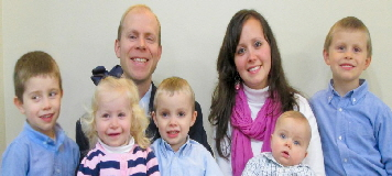 The Robert Stover Family-Peru